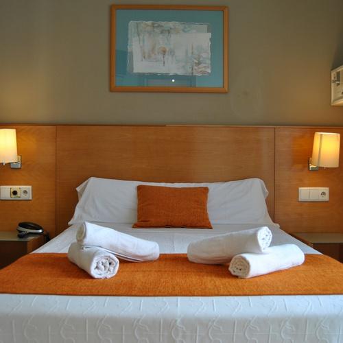 Standard room San Lorenzo Hostal