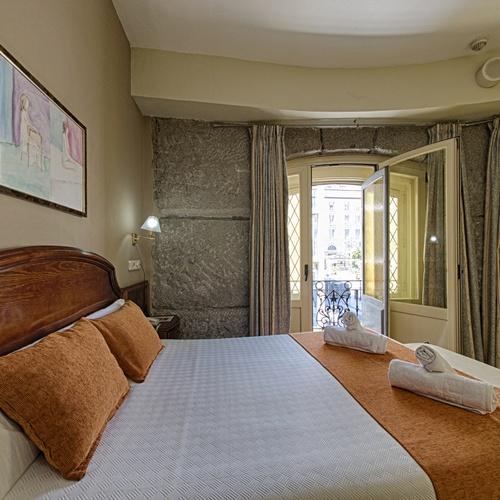 Superior room San Lorenzo Hostal