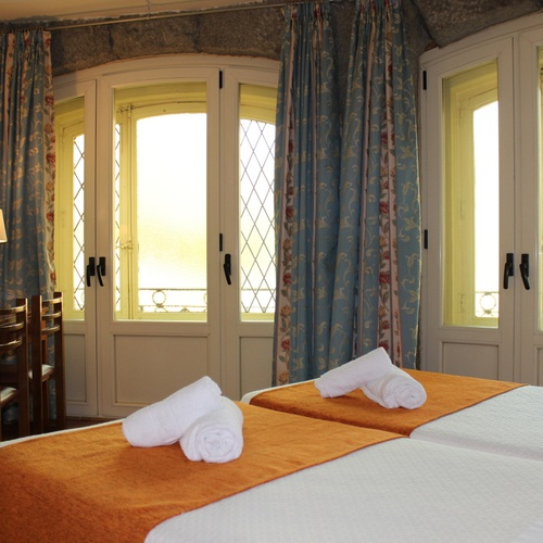 Double room San Lorenzo Hostal