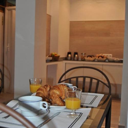 Breakfast San Lorenzo Hostal